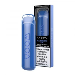 Blueberry Ice Disposable Vape